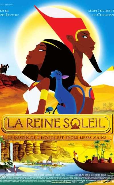 La reine soleil, affiche 2007