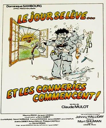 Affiche du Jour selève et les conneries commencent de Covillault