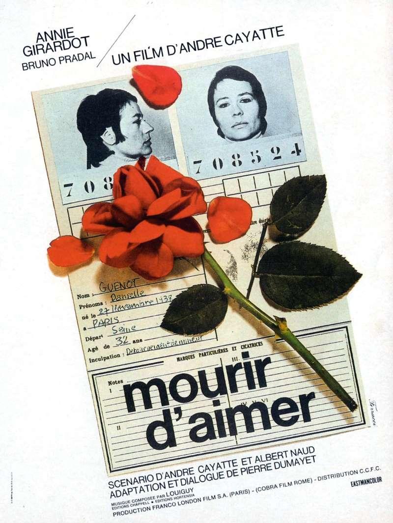 Votre dernier film visionné - Page 14 Mourir-d-aimer-affiche-2