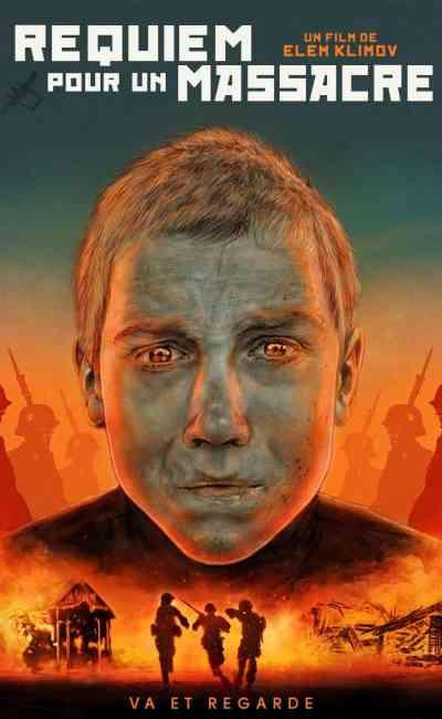 Requiem pour un massacre de Gilles Vranckx - affiche 2019