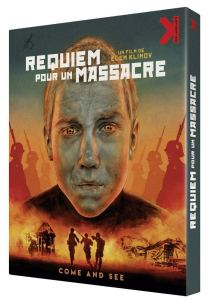 Requiem pour un massacre, jaquette blu-ray