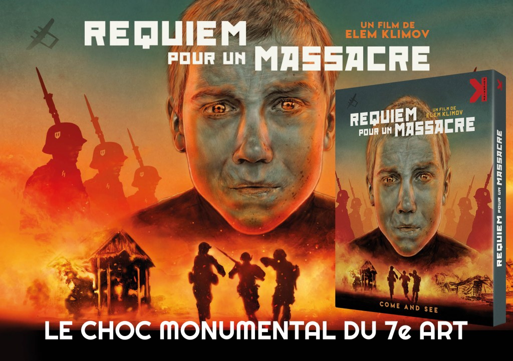 Promo Requiem pour un massacre
