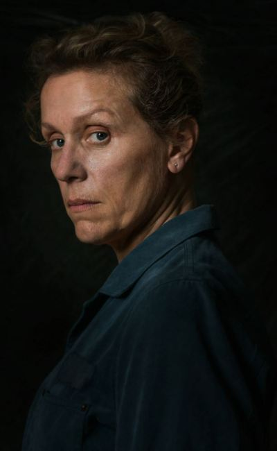 Frances McDormand dans 3 Billboards, Les Panneaux de la vengeance