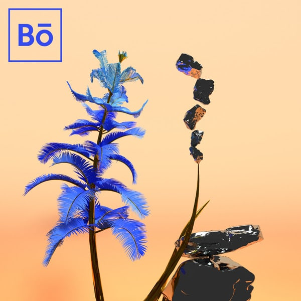 Bō, pochette de l'EP Everything Begins
