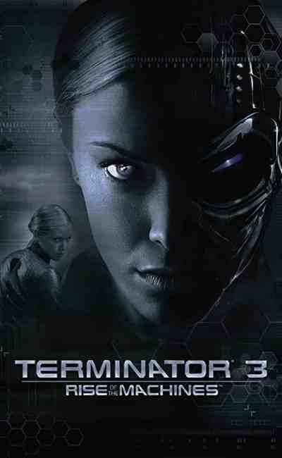 Affiche personnage de Terminator 3