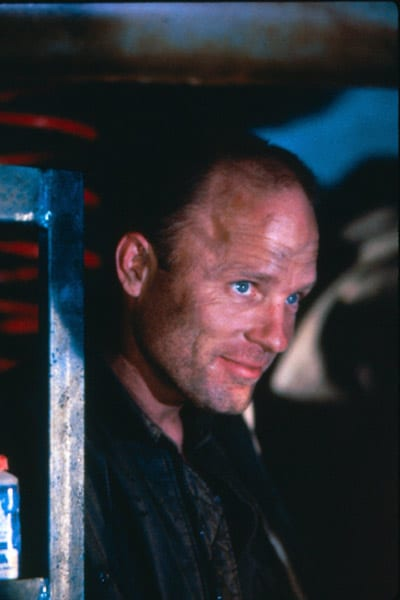 Ed Harris dans Abyss de James Cameron