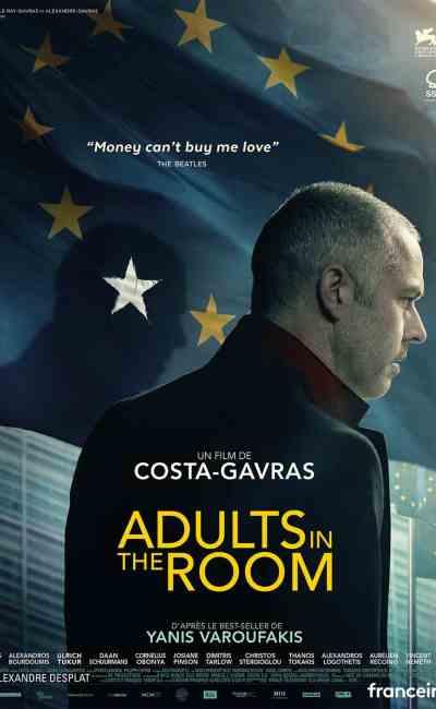 Affiche de Adults in the room de Costa-Gavras