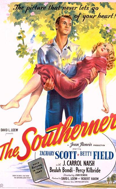 Affiche de L'Homme du Sud de Jean Renoir