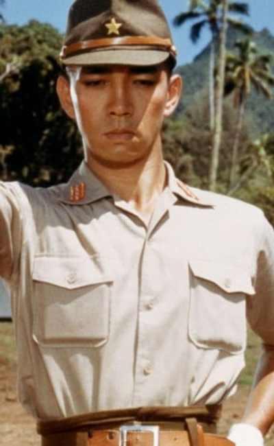 Ryuichi Sakamoto dans Furyo de Nagisa Oshima