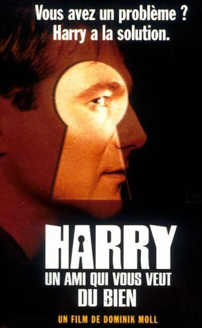 Affiche de Harry un ami qui vous du bien de Dominik Moll