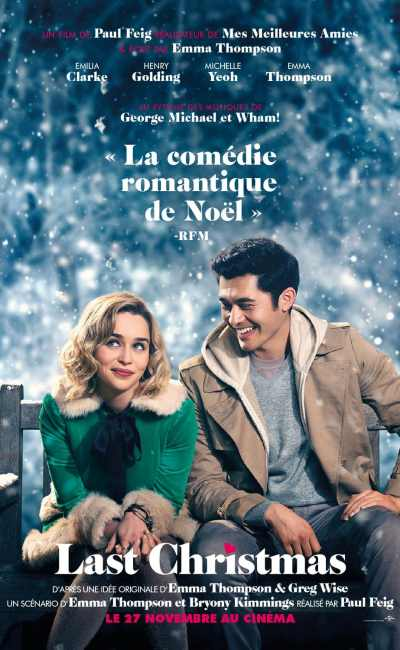 Last Christmas : la critique du film