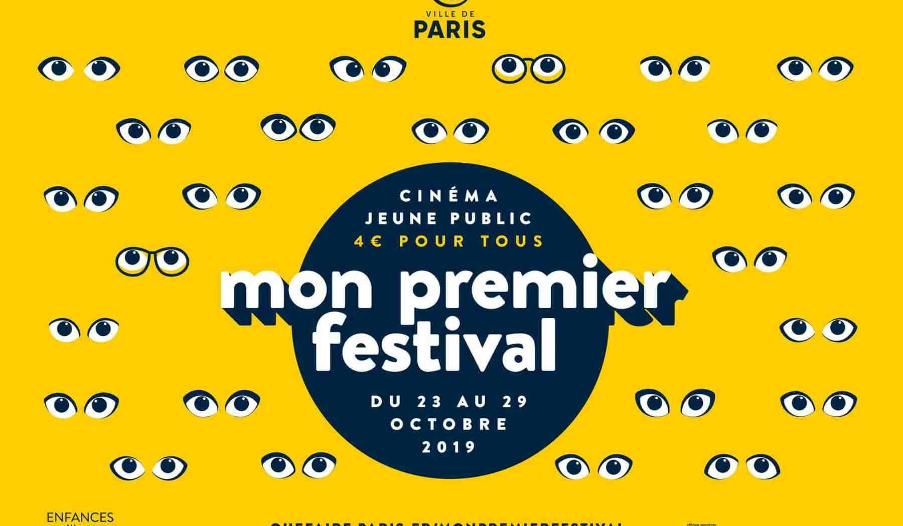 Affiche Mon Premier Festival 2019