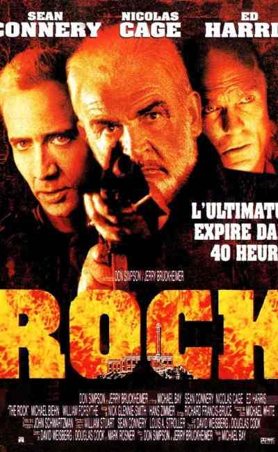 Sean Connery Nicolas Cage Ed harris dans ROCK
