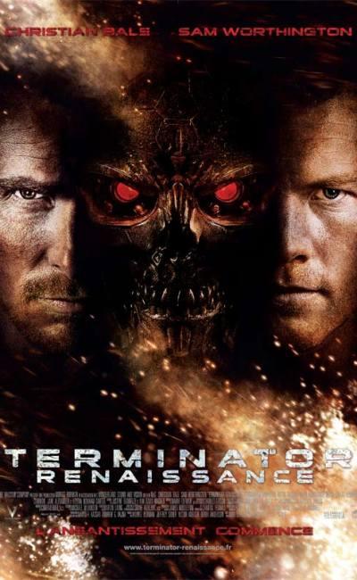 Affiche salle définitive de Terminator Renaissance