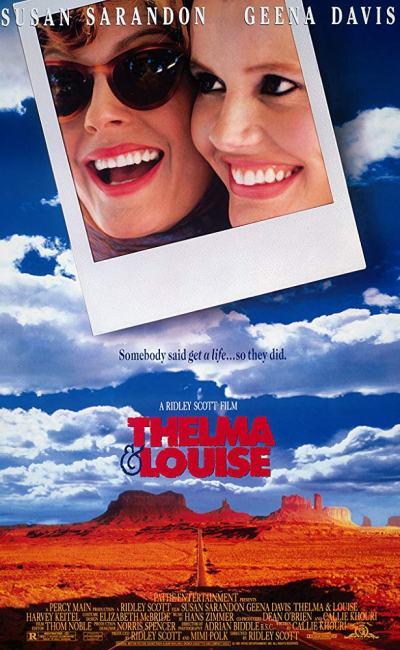 Affiche de Thelma et Louise de Ridley Scott