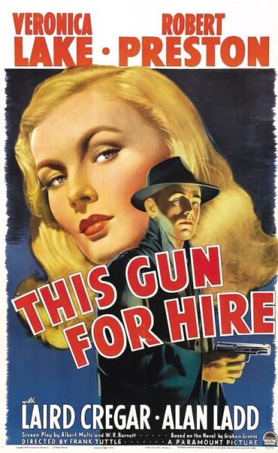 Affiche de This Gun for Hire de Frank Tuttle