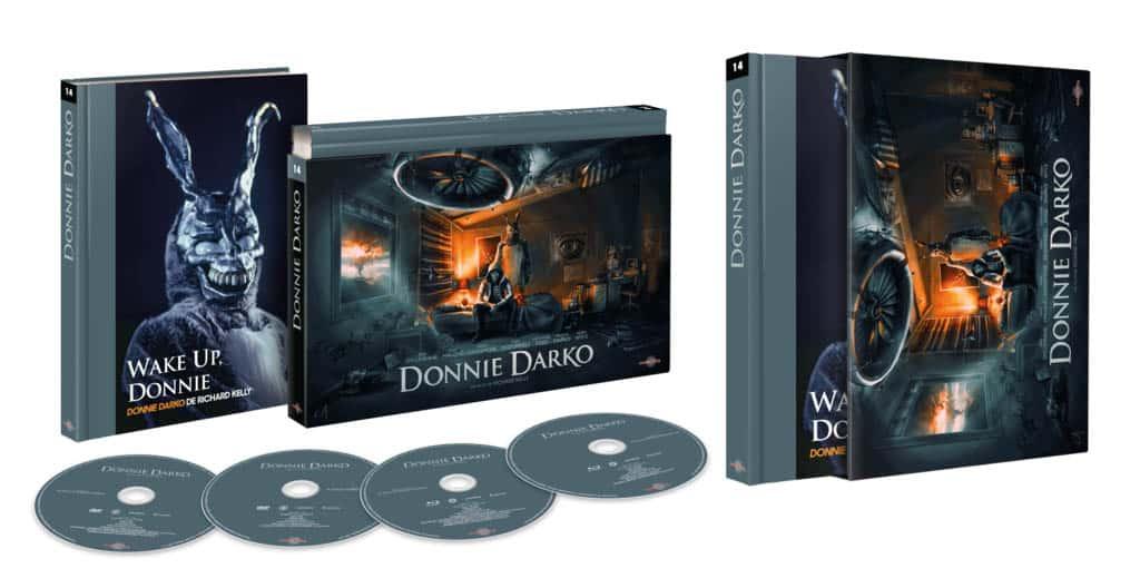 Donnie Darko édition collector packaging carlotta 2019