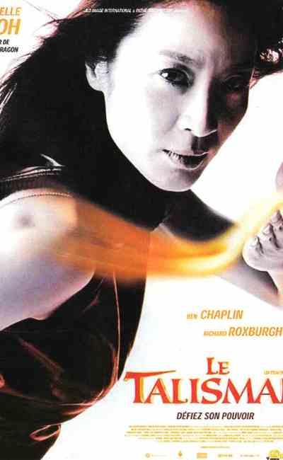 Le Talisman, affiche, avec Michelle Yeoh