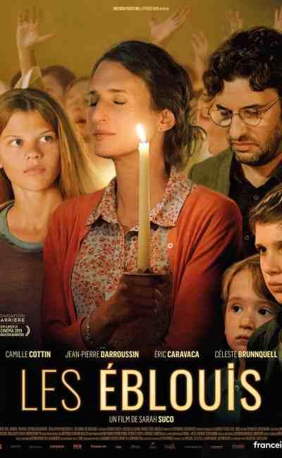 Les Eblouis : affiche du film de Sarah Suco