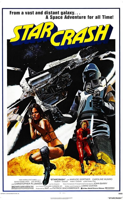 Starcrash, le choc des étoiles : la critique du film