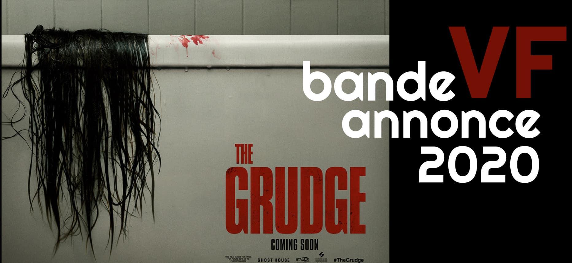Découvrez la bande-annonce de The Grudge 2020