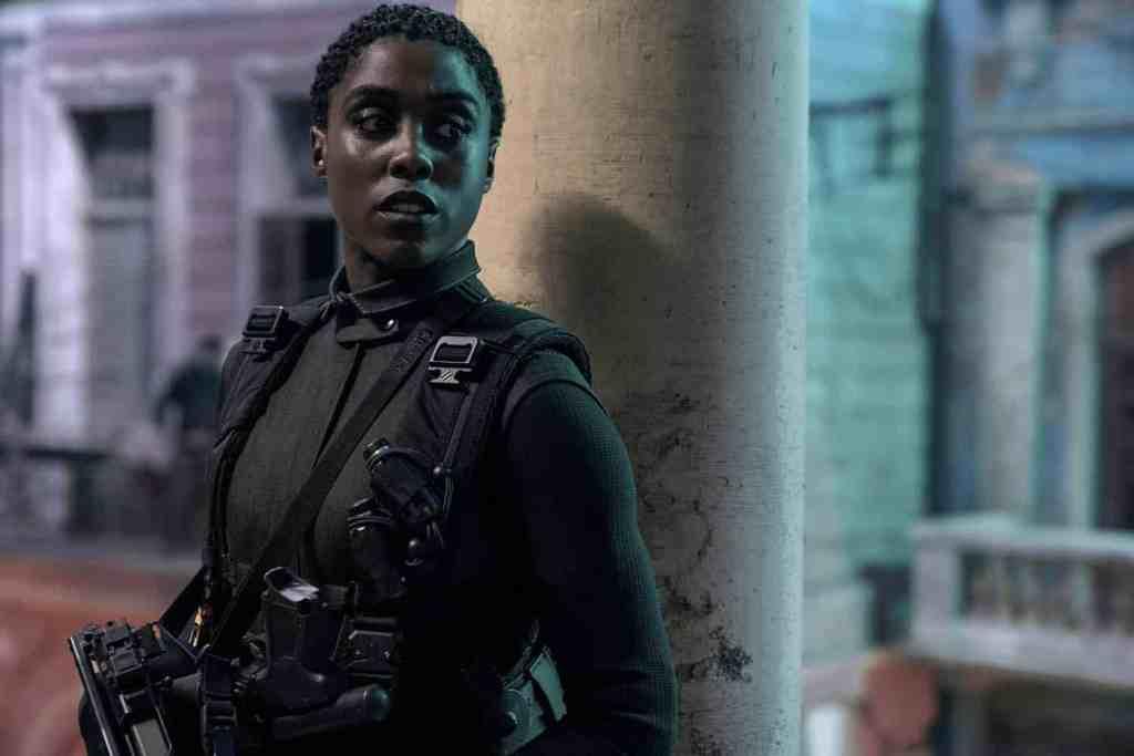 Lashana Lynch est la nouvelle 007 dans No time to die (Mourir peut attendre)