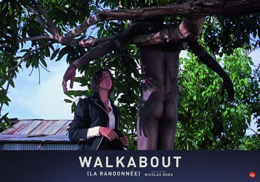 Walkabout, La randonnee de NICOLAS Roeg