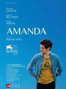Amanda : vincent lacoste bouleversant