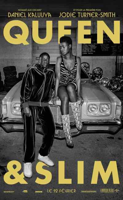 Queen & Slim - affiche française - définitive