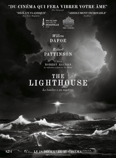 The Lighthouse, affiche France