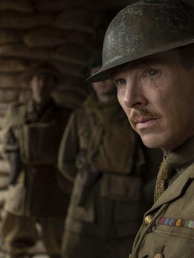 Benedict Cumberbatch dans 1917, de Sam Medes