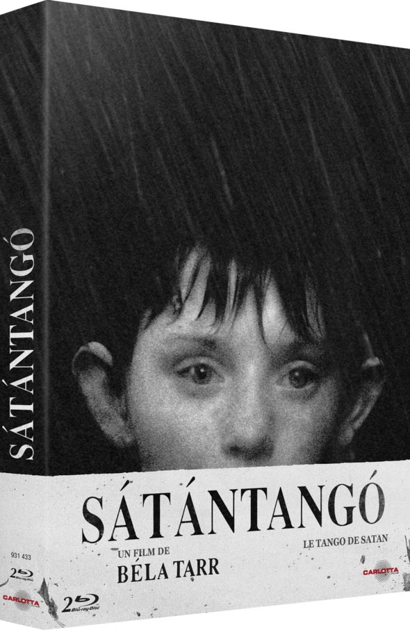 Sátántangó de Béla Tarr, blu-ray Carlotta