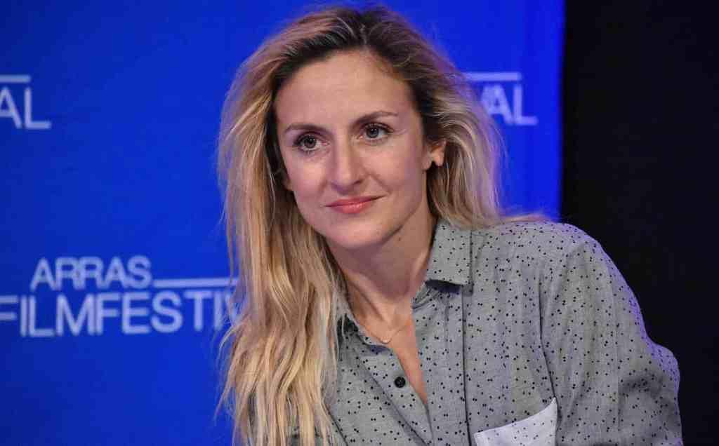 Camille Chamoux, radieuse au Arras Film Festival 2019