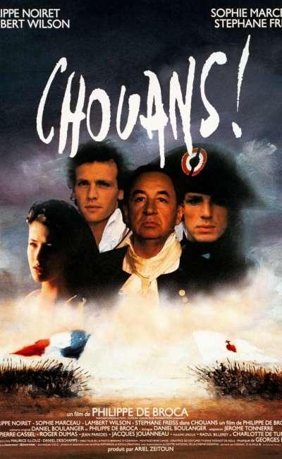 Chouans, l'affiche du film