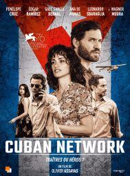 Cuban Network d'Olivier Assayas, affiche