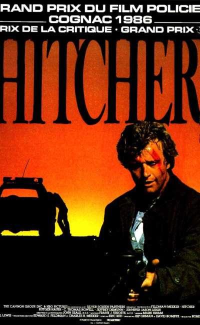 Hitcher, l'affiche du film de 1986