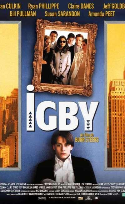 Igby, l'affiche du film