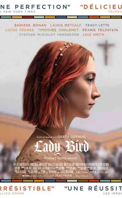 Lady Bird, affiche française