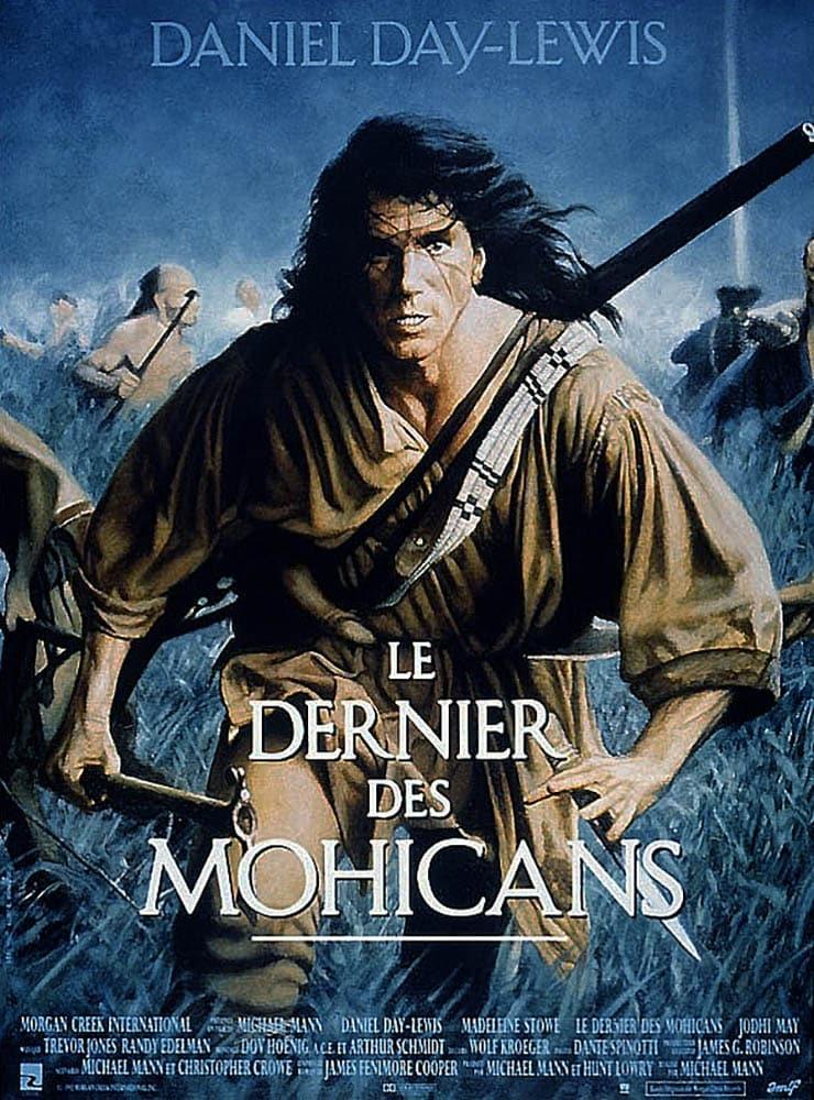 Musique Du Dernier Des Mohicans : musique, dernier, mohicans, Dernier, Mohicans, Critique+, Blu-ray, CinéDweller