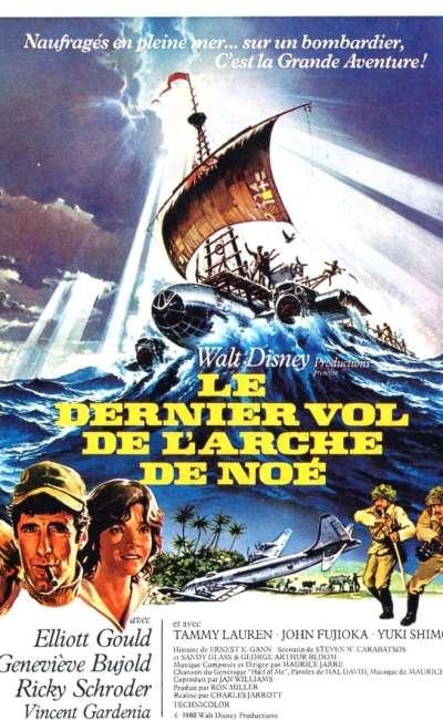 Le dernier vol de l'arche de Noé, l'affiche