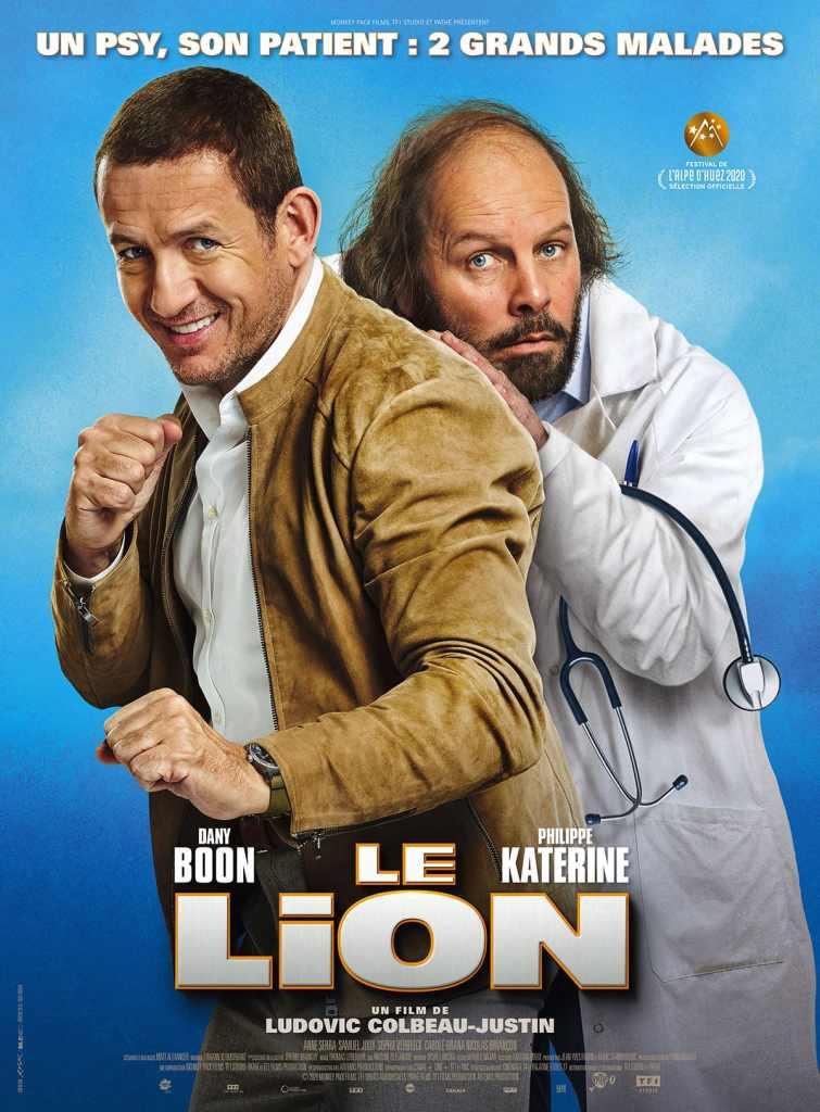 Le Lion de Ludovic Colbeau-Justin