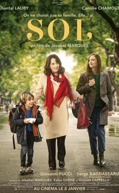 Sol, l'affiche du film de Jézabel Marquès
