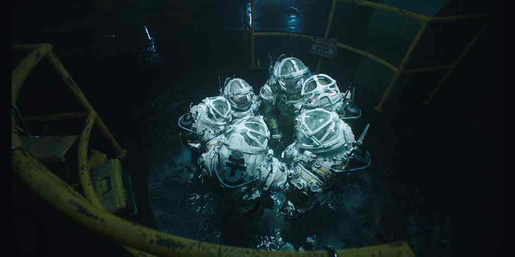 Underwater, le film de William Eubank