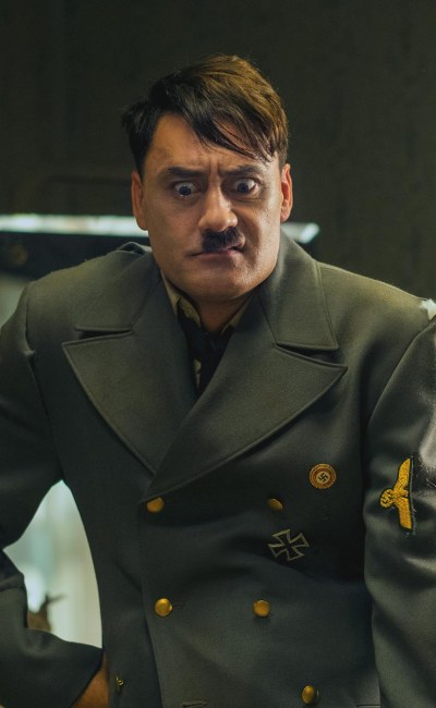 Taika Waititi en Hitler dans Jojo Rabbit