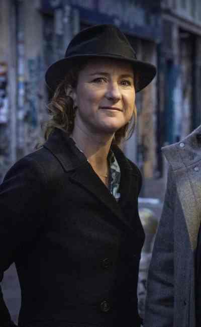 Portrait de la journaliste Alice Odiot, pour le film Des hommes