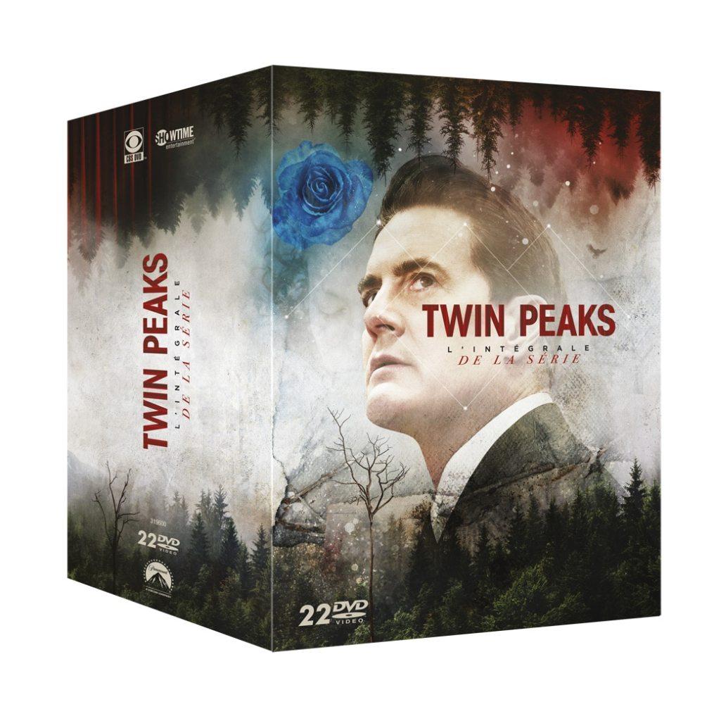 Twin Peaks : l'intégrale en DVD et Blu-ray