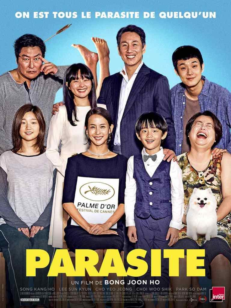 Parasite affiche parodie