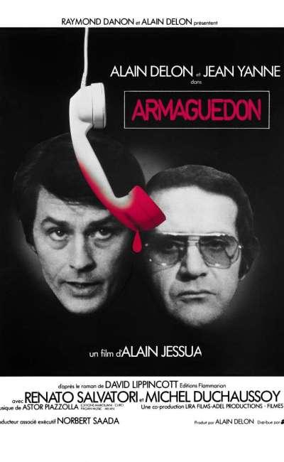 Armaguedon, l'affiche