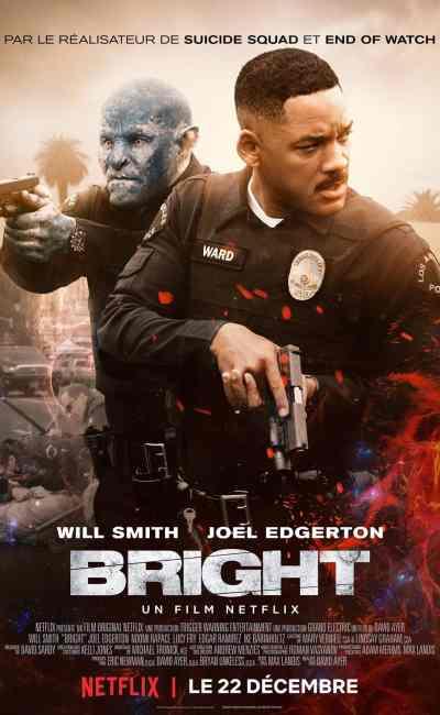 Bright, première grosse production Netflix avec Will Smith