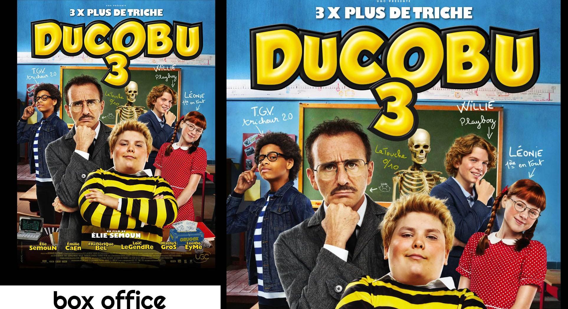 Ducobu 3 est de retour en salle